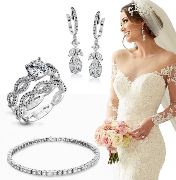Jewelry Style Guide for Every Type of Bride