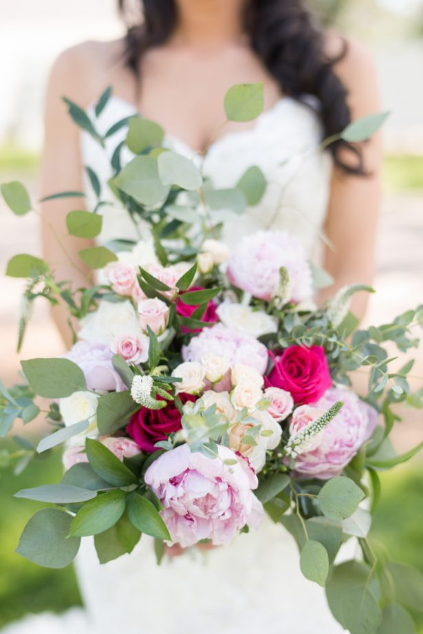 Disney Inspired Bouquet - Shane Hawkins Photography