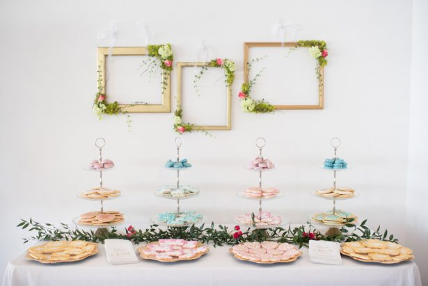 Disney Inspired Wedding Desert Table - Shane Hawkins Photography