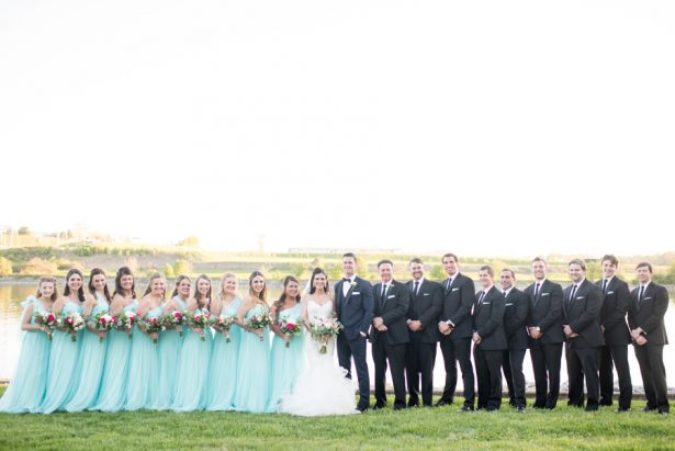 Disney Inspired Wedding Party - Shane Hawkins Photography