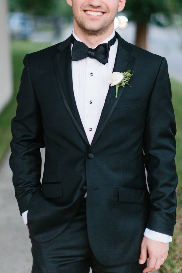 Groom Tux - Paige Vaughn Photography