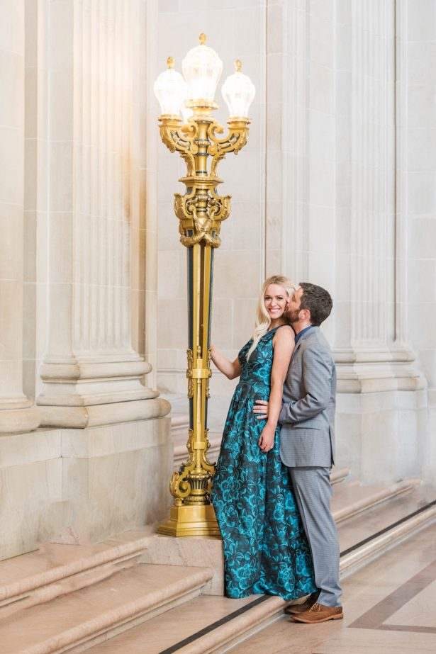 Luxe San Francisco Engagement - Tina Joiner Photography