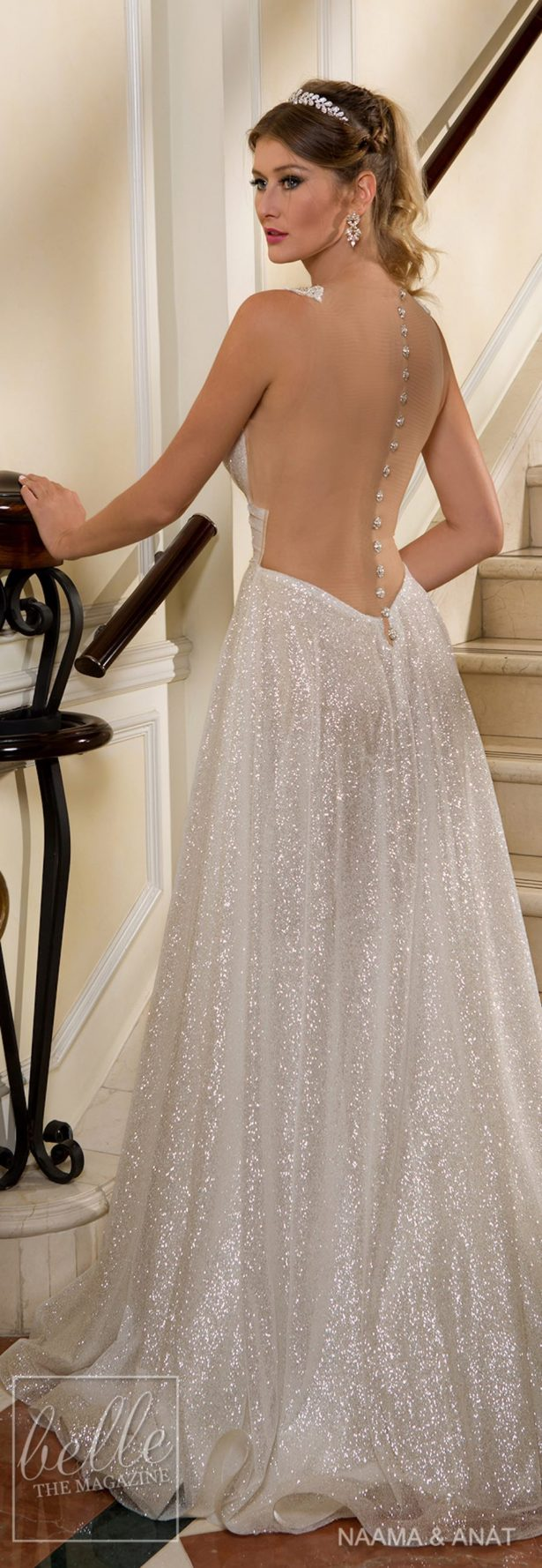 "Naama & Anat 2018 Wedding Dresses - ""Starlight"" Bridal Collection"