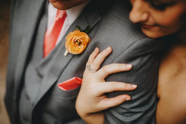 Sophisticated Bride and Groom - Two Pair Photography