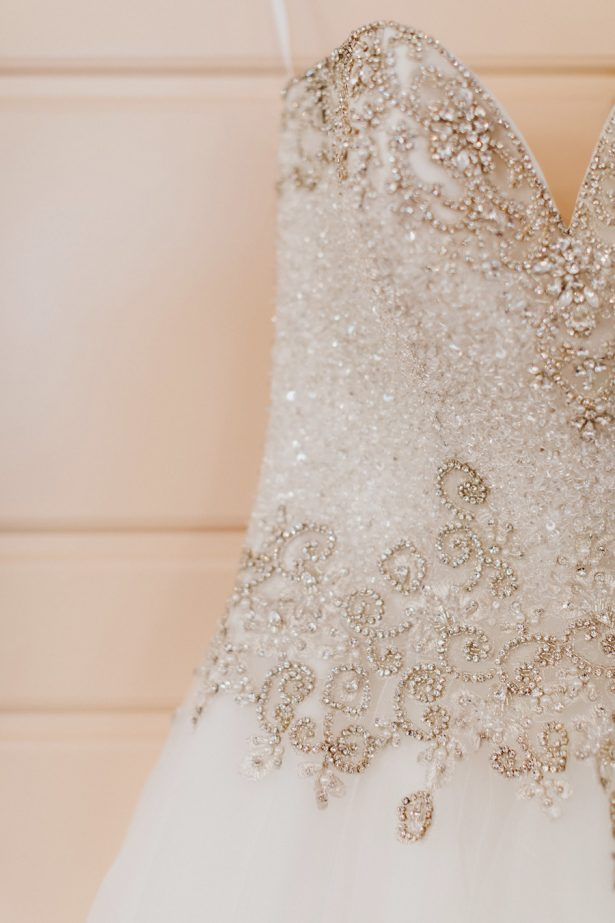 Sophisticated Wedding Dress Photo - Two Pair Photography