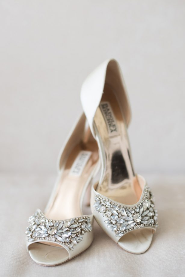 Sophisticated Wedding Shoes - Shane Hawkins Photography