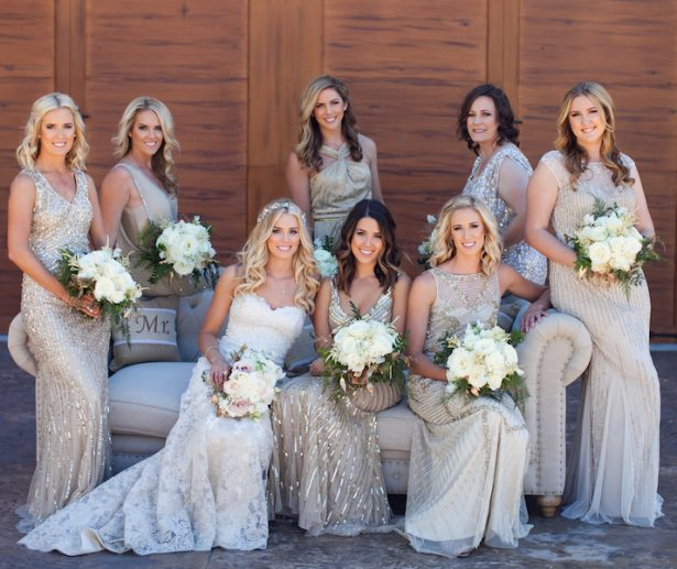 Wear-again bridesmaid dresses - A Picture Life Photography