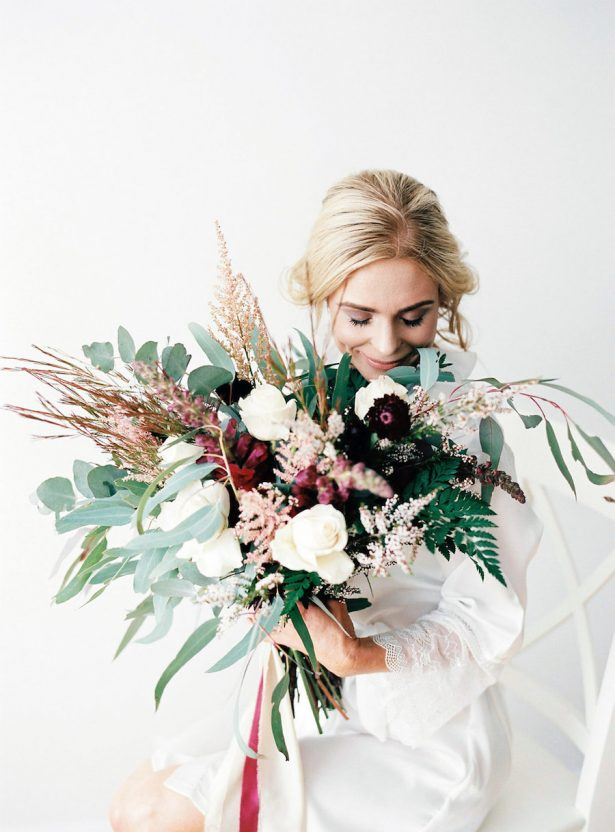 Wedding Bouquet - Sheri McMahon Photography