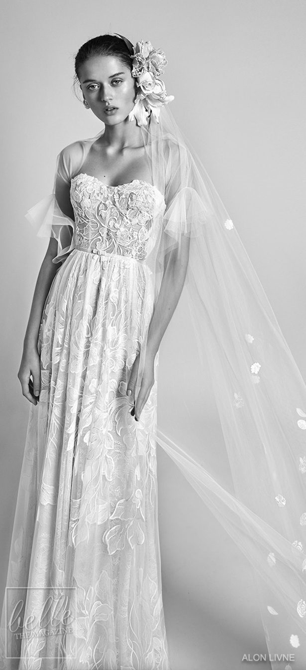 Wedding Dress by Alon Livne 2018 Bridal Collection