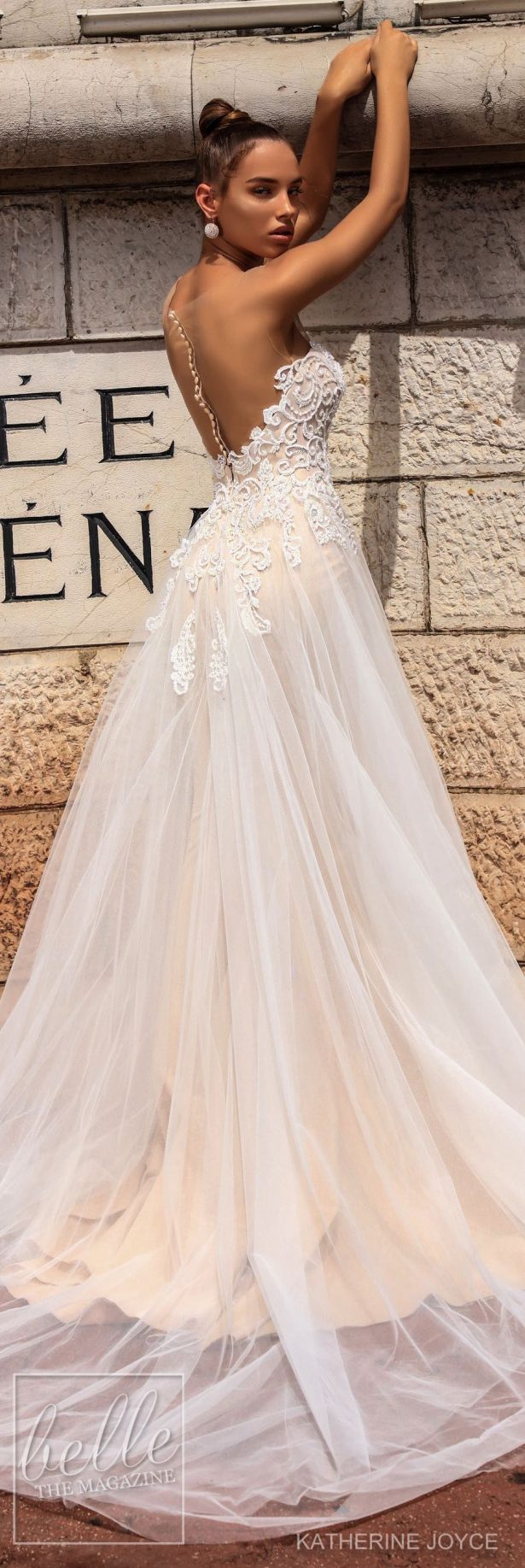 Wedding Dress by Katherine Joyce - Ma Cheri Bridal Collection