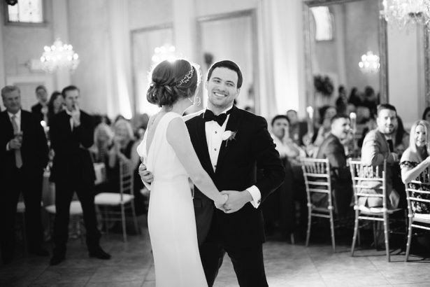 Wedding First Dance - Paige Vaughn Photography