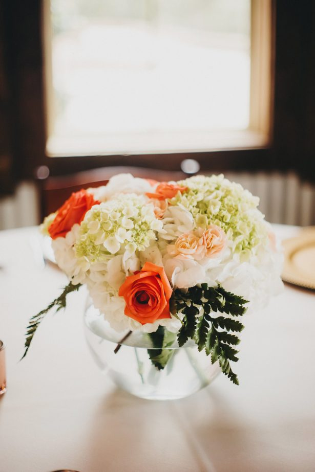 Wedding Centerpiece - Two Pair Photography