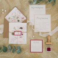 Wedding Invitations - Photography: Irene Fucci