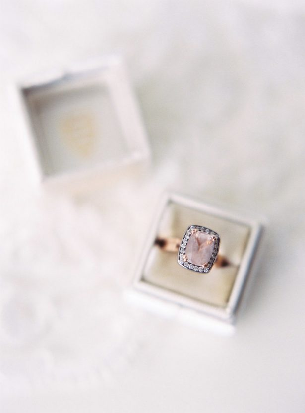 Wedding Ring and box - Sheri McMahon Photography