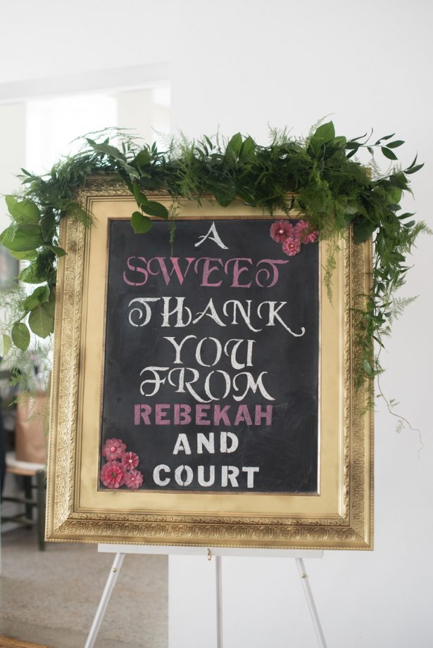 Wedding Sign - Shane Hawkins Photography
