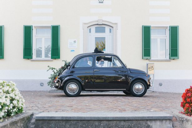 Wedding Transportation - Photography: Irene Fucci