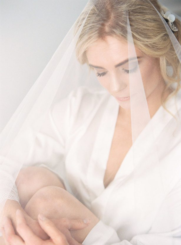 Wedding Veil- Sheri McMahon Photography