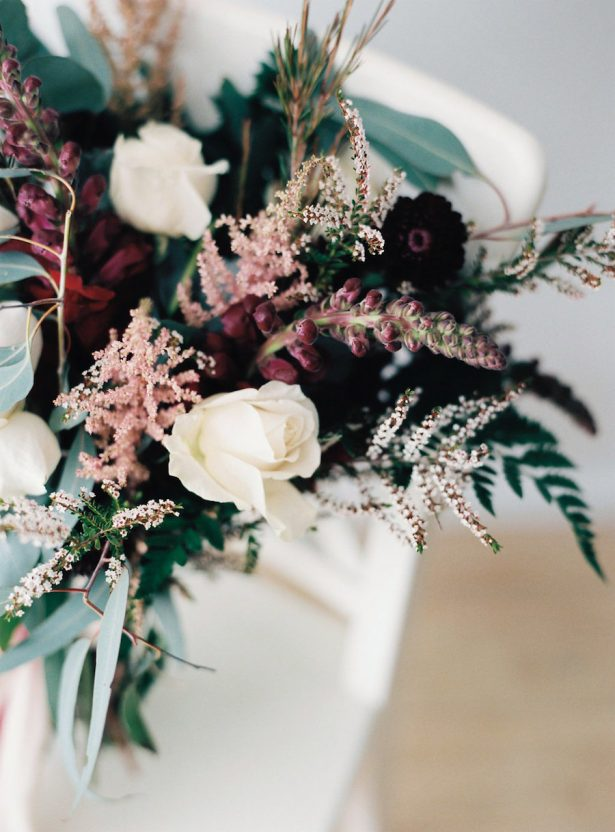Wild Wedding Bouquet- Sheri McMahon Photography
