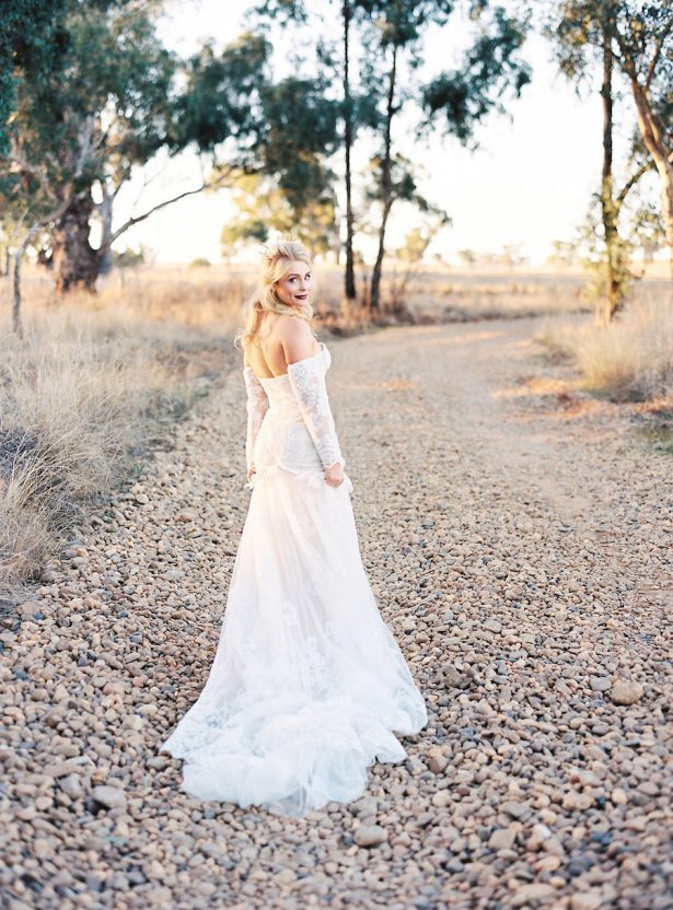 Winter Bridal Style Inspiration - Sheri McMahon Photography