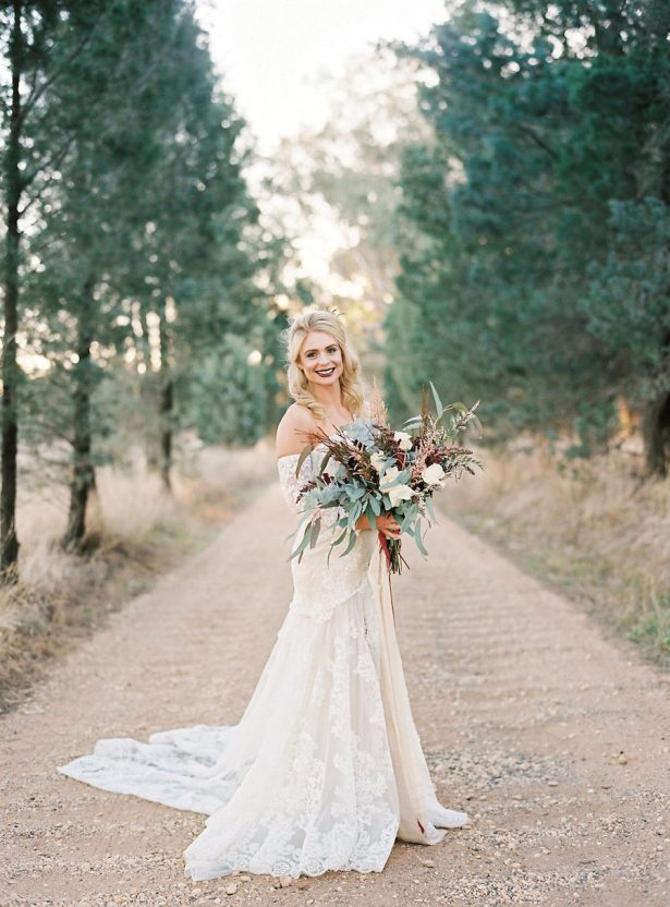 Winter Bride - Sheri McMahon Photography