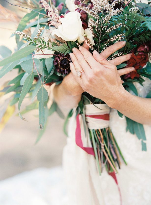 Winter Wedding Inspiration- Sheri McMahon Photography