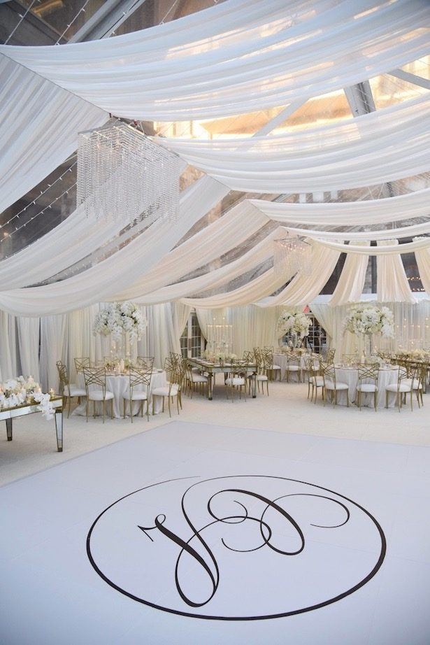 All White Wedding Ideas - 009. Decoration Inc - Britt Chudleigh Photography - Planner: Bluebird DMC