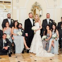 Beautiful Wedding Party Photography - Esvy Photography