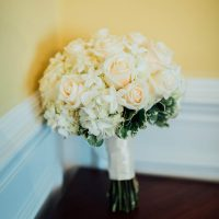 Beautiful White Bouquet - Esvy Photography