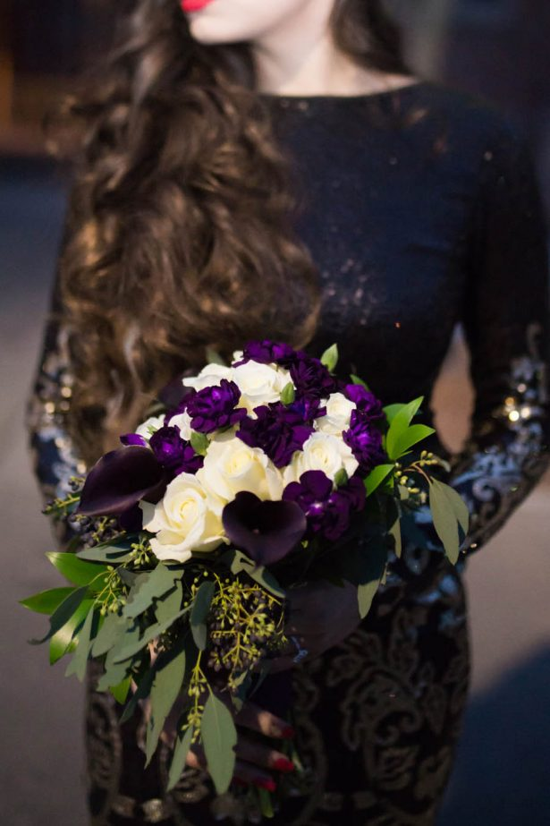 Bridal Bouquet - Sparrow and Gold Photography