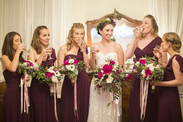 Bridal party - Anna Schmidt Photography