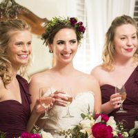 Bridesmaids - Anna Schmidt Photography