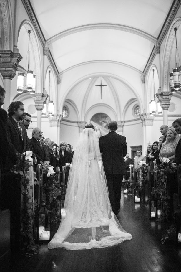 Church wedding ceremony - Anna Schmidt Photography