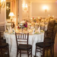 Classic Wedding Table - Anna Schmidt Photography