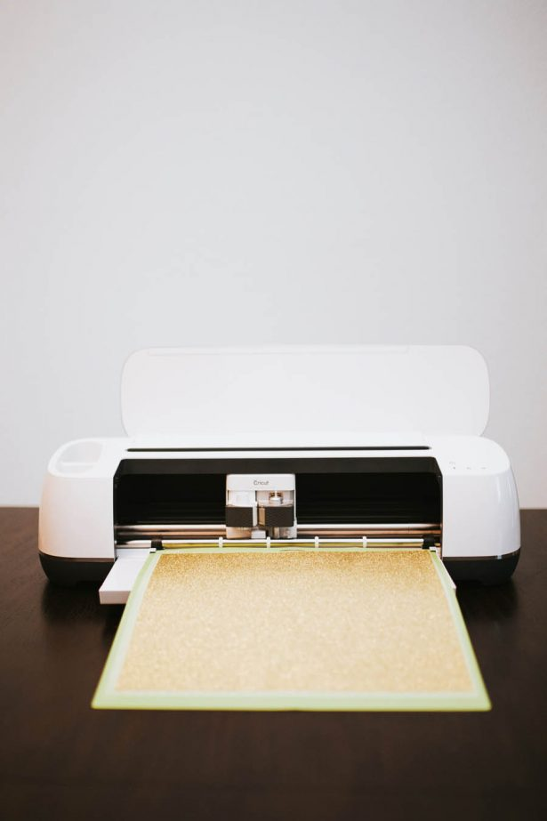 Cricut maker - Sparrow and Gold Photography