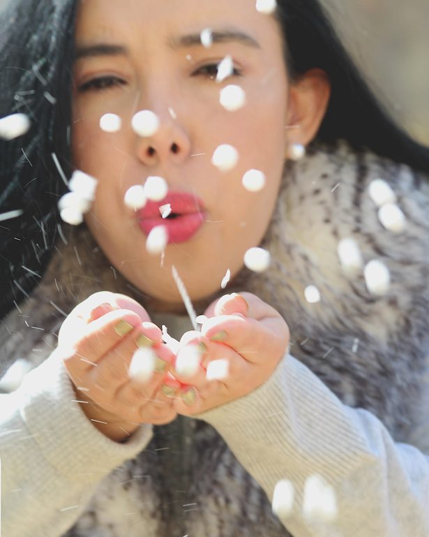 Winter Beauty Tips For Brides