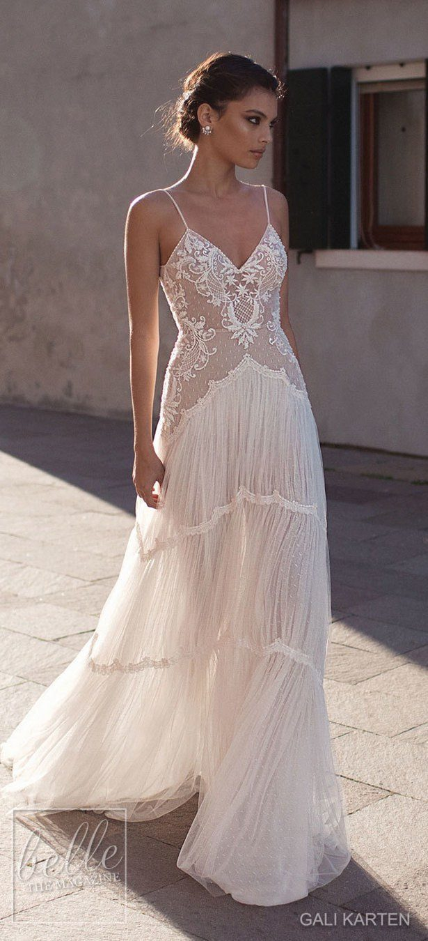Gali Karten Wedding Dress 2018 Burano Bridal Collection