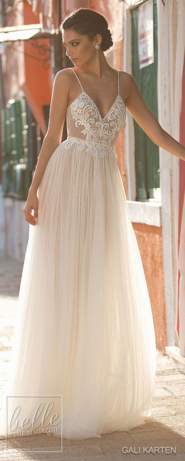 Gali Karten Wedding Dresses 2018 - Burano Bridal Collection