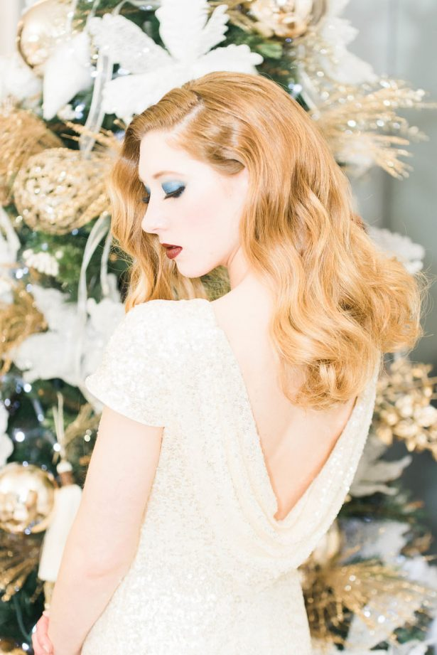Glamorous Wedding Dress - Lula King Photography