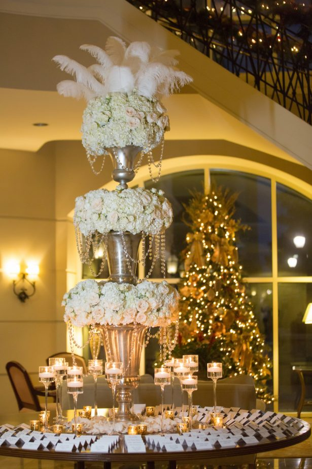 Glitz And Glam Wedding Ideas For Your New Year S Eve