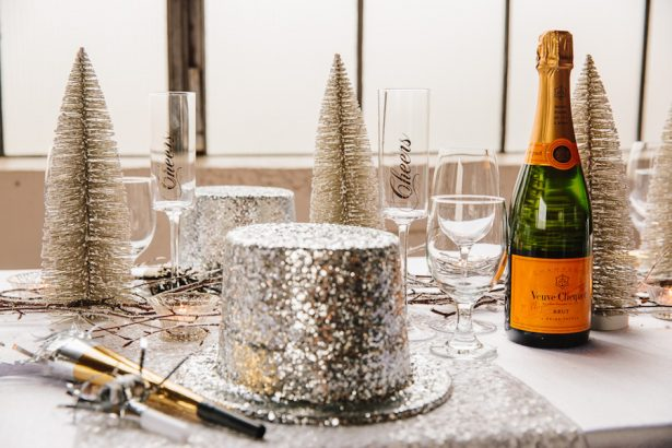 Glitz and Glam Wedding Ideas - NYE - 020. Luxe Event Productions - Steele Photos