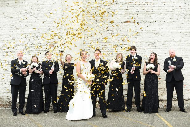 Glitz and Glam Wedding Ideas - NYE - 022. Susie Marie Photography