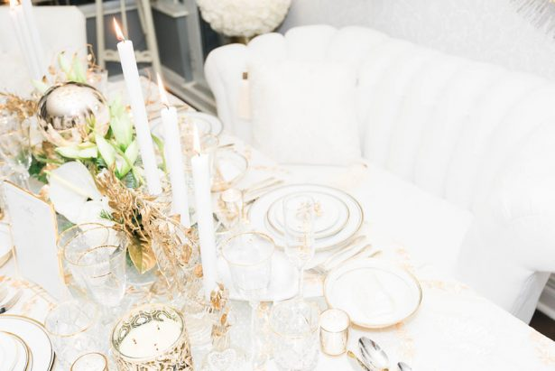 Gold Wedding Details – Lula King Photography