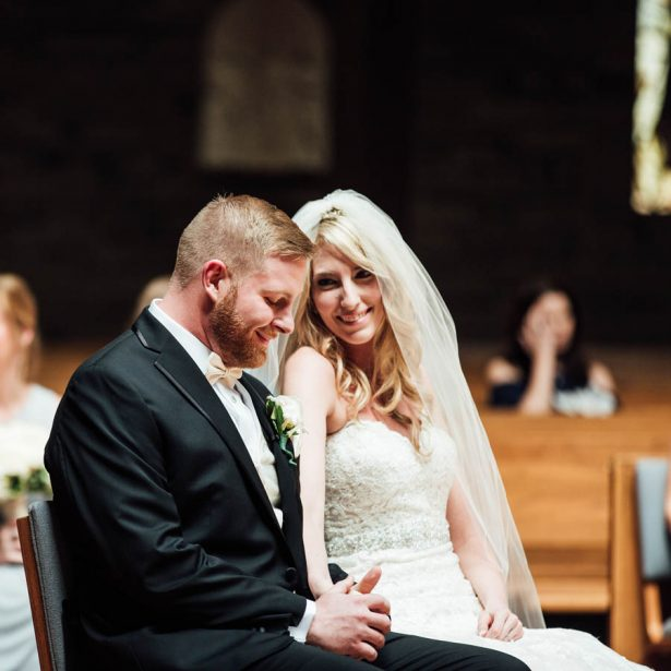 Gorgeous Bride and Groom - Esvy Photography