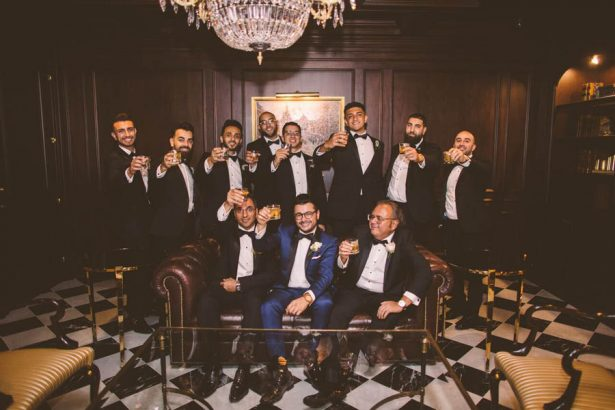 Groomsmen - Julian Ribinik Photography