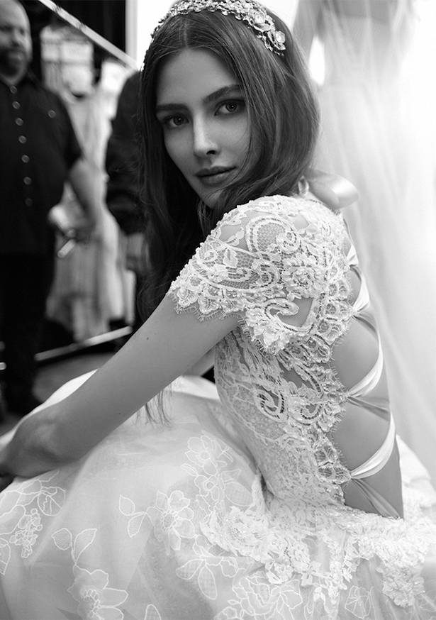 Inbal Dror 2017 Wedding Dress