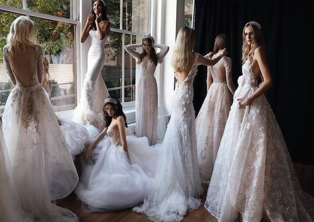 Inbal Dror 2017 Wedding Dresses