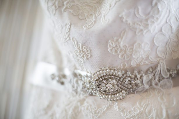 Lace Wedding Dress - Anna Schmidt Photography