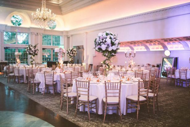Luxury Wedding Reception - Julian Ribinik Photography