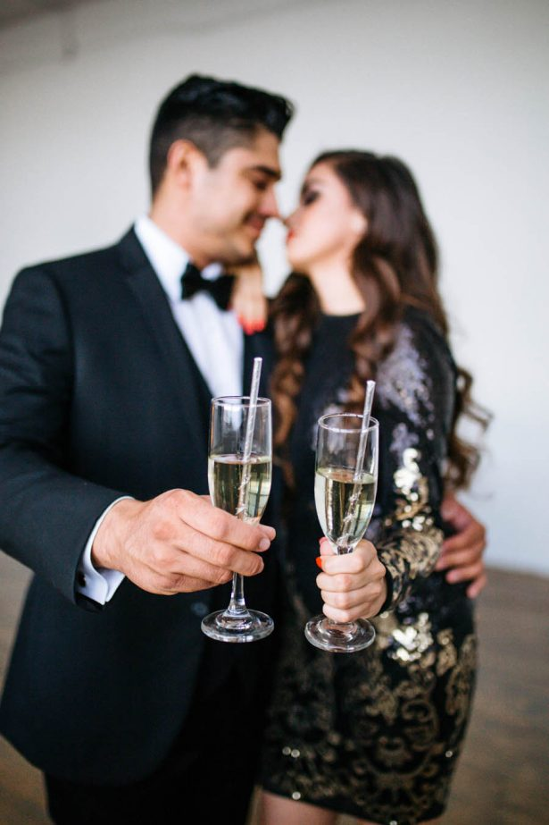 New Year's Eve Proposal Inspiration