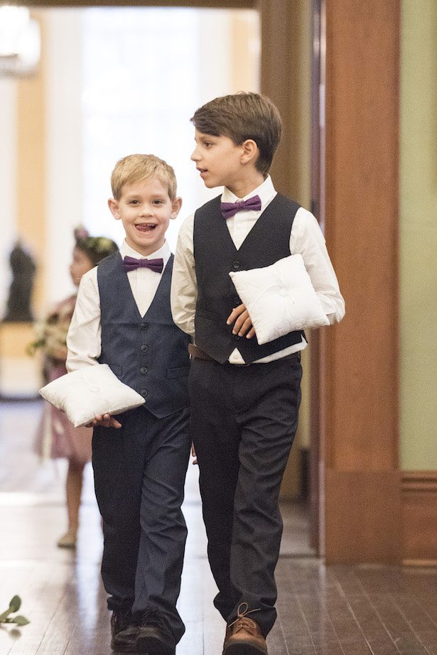 Ring bearers - Anna Schmidt Photography